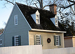 "House and white fence in Colonial Williamsburg Virginia, Colonial Williamsburg Virginia is historic district 1699 to 1780 which made colonial Virgnia's Capital, for most of the 18th century Williamsburg was the center of government education and culture in Colony of Virginia, George Washington, Thomas Jefferson, Patrick Henry, James Monroe, James Madison, George Wythe, Peyton Randolph, and others molded democracy in the Commonwealth of Virginia and the United States, Motto of Colonial Williamsburg is ""The furture may learn from the past,"" Colonial Williamsburg Virginia,Colonial Williamsburg Virginia, American Revolution Virginia Colony, James River, York River, Middle Plantation, Jamestown, Yorktown, 1607, Native American, Powhatan Confederacy, House of Burgesses, William and Mary,"