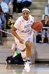 23 March 2014: North Carolina's Brittany Rountree. The University of North Carolina Tar Heels played the University of Tennessee Martin Skyhaws in an NCAA Division I Women's Basketball Tournament First Round game at Cameron Indoor Stadium in Durham, North Carolina. UNC won the game 60-58.