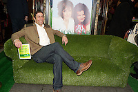 NO FEE PICTURES.1/5/12 Kenny Egan at the opening night of the world premiere of Fiona Looney's new play Greener at the Gaiety Theatre, Dublin. Picture:Arthur Carron/Collins