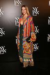 Vega Royo-Villanova Backstage at NYFW Fall 2016 DESIGUAL Fashion Show