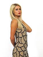 Paris Hilton self photoshoot - 65th Cannes Film Festival