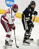 Jake Horton (Harvard - 19), Ryan Tait (PC - 8) - The Harvard University Crimson defeated the Providence College Friars 3-0 in their NCAA East regional semi-final on Friday, March 24, 2017, at Dunkin' Donuts Center in Providence, Rhode Island.