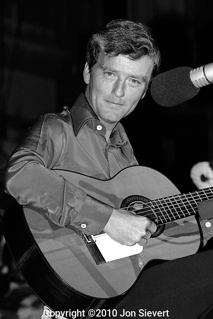 Mickey Newbury, Greek Theater, Berkeley, Oct 7, 1977; 32-18-34A. American songwriter for Acuff-Rose Music, a critically acclaimed recording artist, and a member of the Nashville Songwriters Hall of Fame.