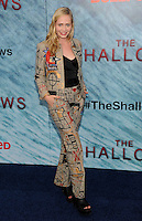 """NEW YORK, NY - June 21: Tessa Albertson attends the NEw York premiere for """"The Shallow"""" at the Loews AMC on June 21, 2016   in New York City .  Photo Credit: John Palmer/ MediaPunch"""