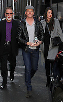 JAN 11 Neil Patrick Harris at 'The Howard Stern Show' in NYC