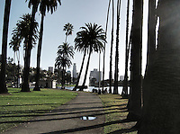 Echo Park Lake, Los Angeles