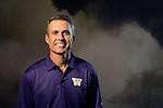 Coach Petersen Press Conference & Portrait