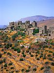 Vathia, Mani region of Peloponnese, Greece