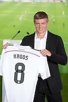 Toni Kroos,new player  Real Madrid