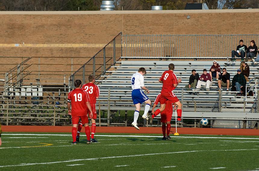 Hall High Varsity Soccer vs. Conard High