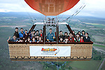 20101003 October 03 Cairns Hot Air Ballooning