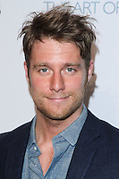 """HOLLYWOOD, LOS ANGELES, CA, USA - FEBRUARY 26: Jake McDorman at The Art Of Elysium's 7th Annual """"Pieces Of Heaven"""" Charity Art Auction held at Siren Studios on February 26, 2014 in Hollywood, Los Angeles, California, United States. (Photo by David Acosta/Celebrity Monitor)"""