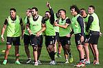New Zealand Kiwis Training - 10 Nov 2015