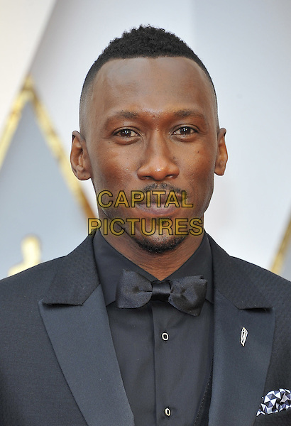 HOLLYWOOD - FEBRUARY 26: Mahershala Ali attends the 89th Annual Academy Awards at the Dolby Theatre on February 26, 2017 in Hollywood, California. <br /> CAP/MPI99<br /> &copy;MPI99/Capital Pictures