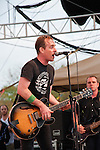 Ted Leo at Fun Fun Fun Fest at Auditorium Shores, Austin Texas, November 6, 2011.