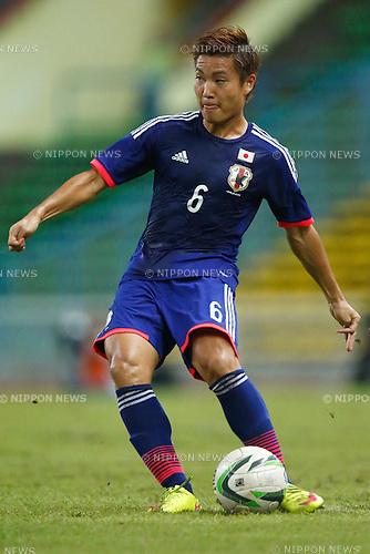 Ryosuke Yamanaka (JPN), MARCH 29, 2015 - Football / Soccer : AFC U-23 Championship 2016 Qualification Group I match between U-22 Japan 2-0 U-22 Vietnam at Shah Alam Stadium in Shah Alam, Malaysia. (Photo by Sho Tamura/AFLO SPORT)