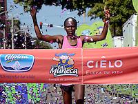 Carrera de La Mujer en Barranquilla ,31-11-2014