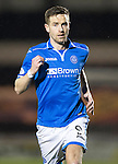 St Mirren v St Johnstone...25.03.14    SPFL<br /> Steven MacLean<br /> Picture by Graeme Hart.<br /> Copyright Perthshire Picture Agency<br /> Tel: 01738 623350  Mobile: 07990 594431
