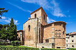 Church of San Juan de la Rabanera (12th century), Soria, Spain