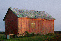 Farms, Barns, and Buildings