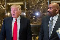 JAN 13 Donald Trump Transition Meetings