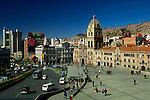 Iglesia San Francisco_La Paz_Bolivia