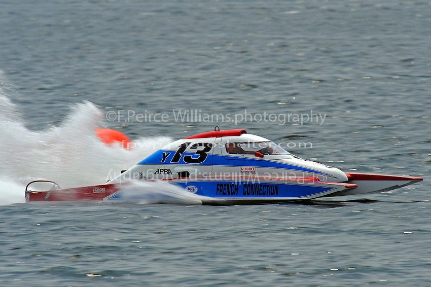 """Joe Sovie, Y-13 """"French Connection""""   (1 Litre MOD hydroplane(s)"""