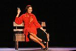 02-09-12 Kim Brockington - dress rehearsal of Zora Neale Hurston
