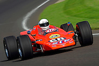 2013: Vintage IndyCars at IMS