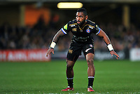 Niko Matawalu of Bath Rugby looks on. European Rugby Champions Cup match, between Bath Rugby and Wasps on December 19, 2015 at the Recreation Ground in Bath, England. Photo by: Patrick Khachfe / Onside Images
