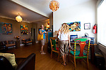 Paia Inn on the North Shore of Maui.  This hotel is located in a  quiet beachfront community and has a private entrance to Paia Bay. The common area featuring internet access and reading material.
