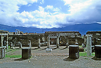 Italy: Pompeii. Photo '83.