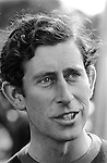 PRINCE CHARLES PLAYING POLO 1980S