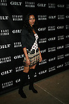 Indian-born American Cookbook Author, Actress, Model and Television Host Padma Parvati Lakshmi Attends Stuart Weitzman & Gilt Launch Exclusive Digital Pop-up Shop to Celebrate the 20th Anniversary of the 5050 Boot at NeueHouse, NY
