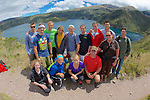 CSBSJU Group Photo, Cuicocha Crater Lake