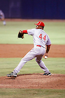 El'hajj Muhammad - 2010 AZL Reds.Photo by:  Bill Mitchell/Four Seam Images..