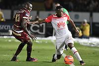 Deportes Tolima vs Independiente Santa Fe, 14-12-2016. LA II_2015 Final Ida