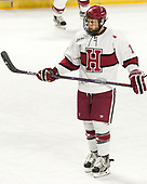 Jake Horton (Harvard - 19) - The Harvard University Crimson defeated the Air Force Academy Falcons 3-2 in the NCAA East Regional final on Saturday, March 25, 2017, at the Dunkin' Donuts Center in Providence, Rhode Island.