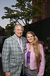 Stewart F. Lane and Bonnie Comley attend The Drama League: Meet The Directing Fellows <br />