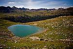 White River National Forest, Holy Cross Wilderness Area.  Missouri Pass; Fancy Pass; Fancy Lake; Missouri Lake.