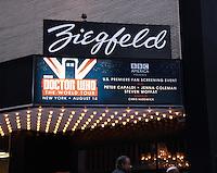 AUG 14 U.S. Premiere Fan Screening of BBC's Doctor Who