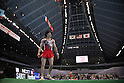 Kohei Uchimura (JPN), JULY 3, 2011 - Artistic gymnastics : Japan Cup 2011 ..Men's Individual All-Around Competition Floor Exercise at Tokyo Metropolitan Gymnasium, Tokyo, Japan. (Photo by YUTAKA/AFLO SPORT) [1040]
