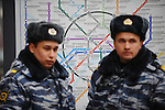 James Hill: Moscow Metro Bombings, March 2010