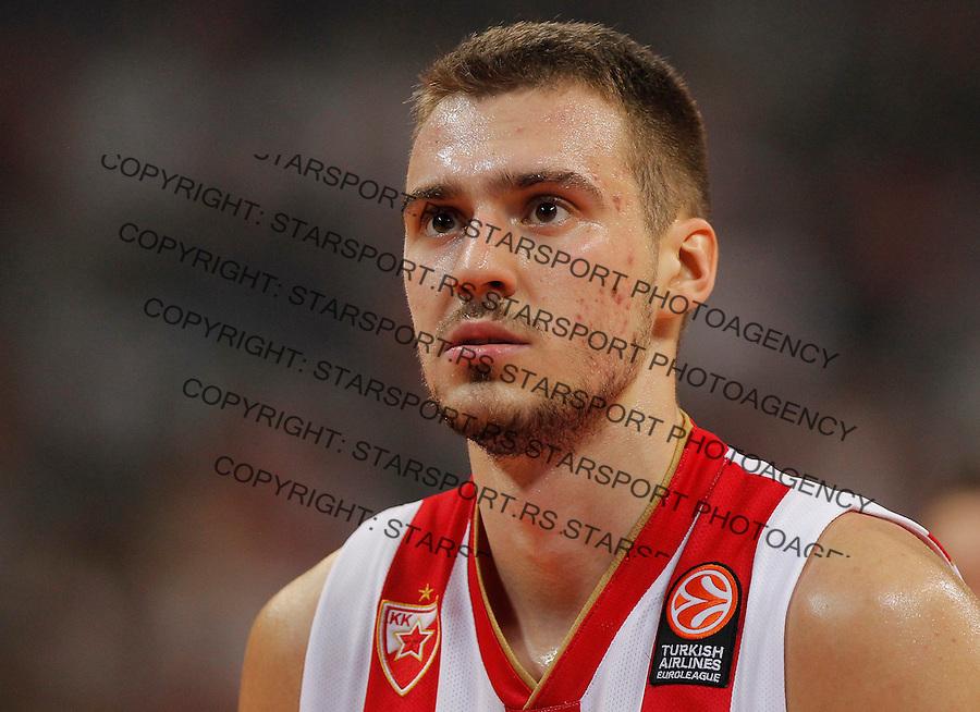 Kosarka Euroleague season 2015-2016<br /> Euroleague <br /> Crvena Zvezda v Fenebahce Istanbul<br /> Marko Guduric<br /> Beograd, 06.11.2015.<br /> foto: Srdjan Stevanovic/Starsportphoto &copy;