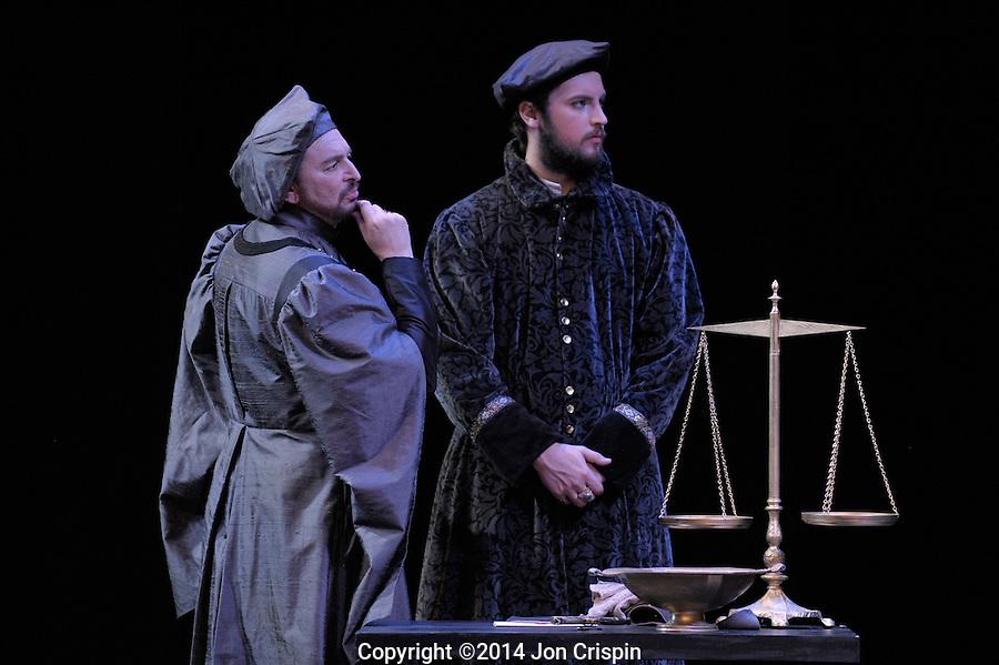 Merchant of Venice / UMASS