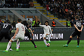 2017 Serie A football AC Milan v AS Roma May 7th