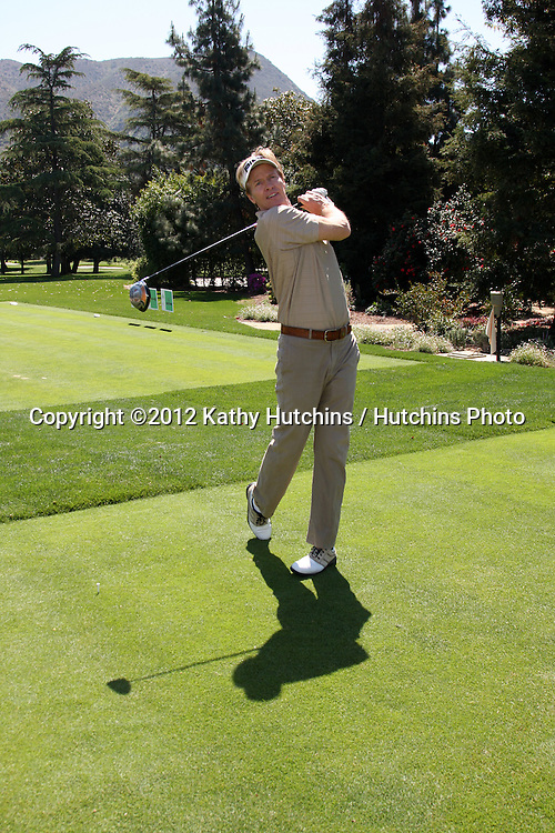 LOS ANGELES - APR 16:  Jack Wagner at the The Leukemia & Lymphoma Society Jack Wagner Golf Tournament at Lakeside Golf Course on April 16, 2012 in Toluca Lake, CA