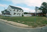 1991 October ..Conservation.Cottage Line..CORNER OF GROVE & KINGSTON.AFTER CLEARING...NEG#.NRHA#..