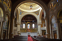 Interior of the Memorial Church at Stanford University, Stanford, California, USA. The building was funded by Jane Lathrop Stanford in memory of her husband, Leland Stanford. 201305022329<br /> <br /> Copyright Image from Victor Patterson, 54 Dorchester Park, Belfast, UK, BT9 6RJ<br /> <br /> Tel: +44 28 9066 1296<br /> Mob: +44 7802 353836<br /> Voicemail +44 20 8816 7153<br /> Skype: victorpattersonbelfast<br /> Email: victorpatterson@me.com<br /> Email: victorpatterson@ireland.com (back-up)<br /> <br /> IMPORTANT: If you wish to use this image or any other of my images please go to www.victorpatterson.com and click on the Terms &amp; Conditions. Then contact me by email or phone with the reference number(s) of the image(s) concerned.
