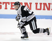 Andy Balysky (Providence - 33) - The Northeastern University Huskies defeated the visiting Providence College Friars 5-0 on Saturday, November 20, 2010, at Matthews Arena in Boston, Massachusetts.